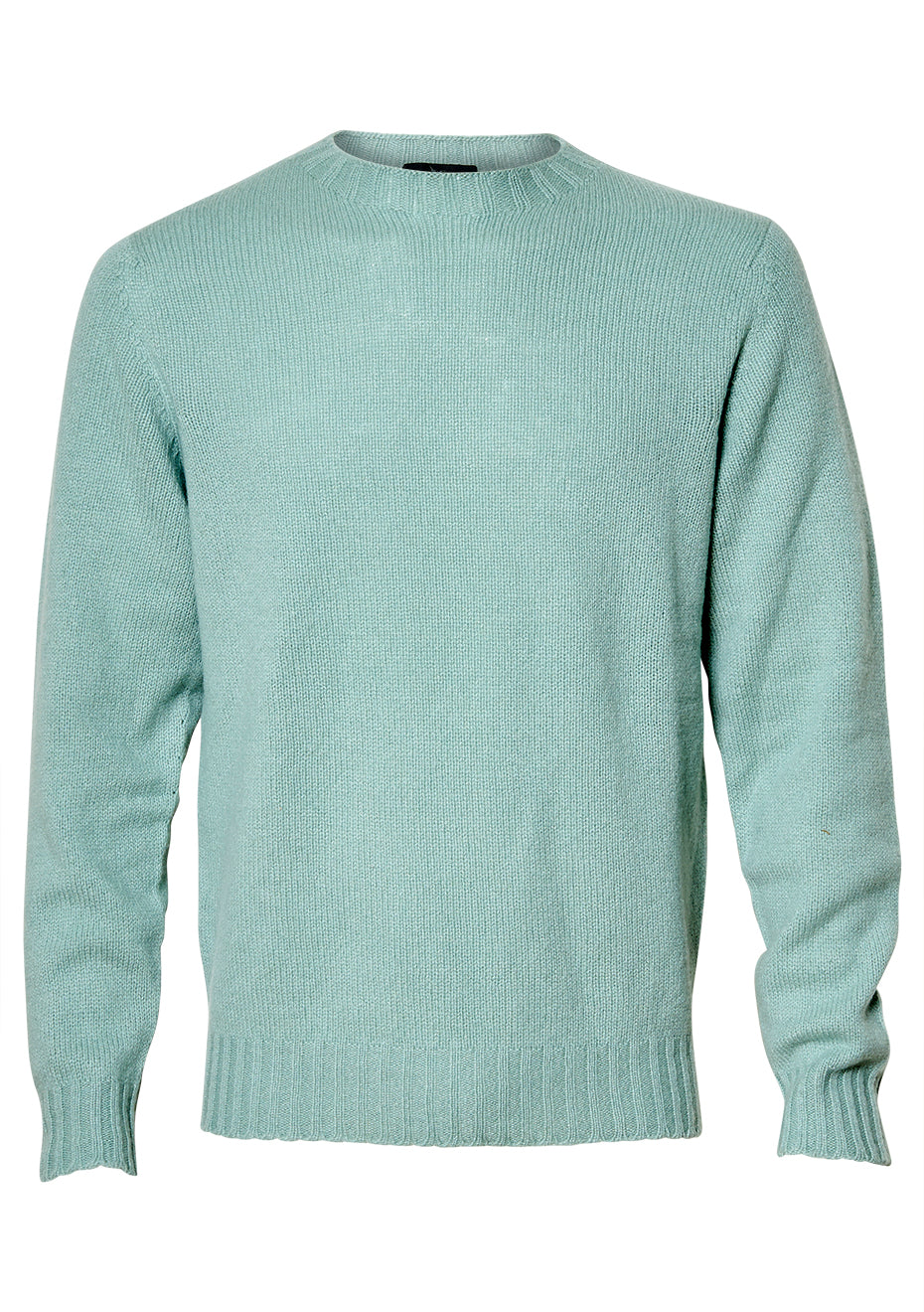 Dusty Mint Cashmere Sweater