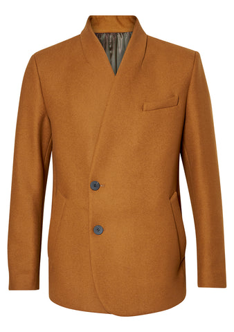 Camel Wool Jacket