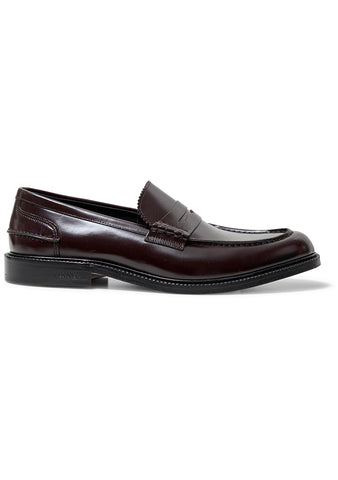 Townee Brown Penny Loafer