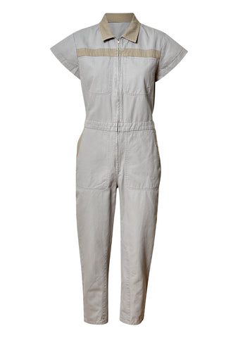 Birch Grey Jumpsuit