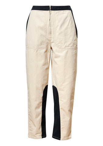 Birch Natural Pants