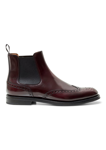 Burgundy Ketsby Boots