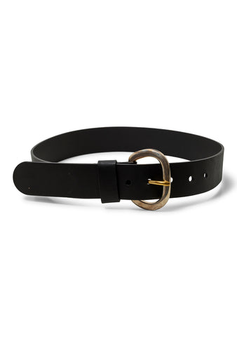 Mixed Metal Estate Black Belt