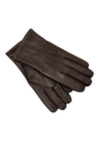 Matthew Dark Brown Gloves