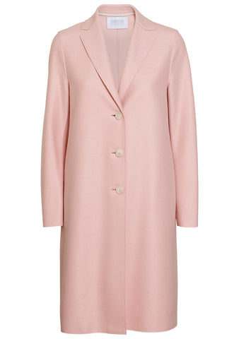 Harris Wharf London Rose Wool Coat