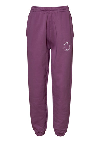 Faded Purple Monday Pants