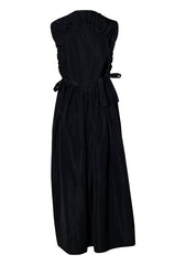 Hennie Black Recycled Dress