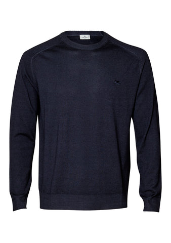 Marine Crewneck Sweater
