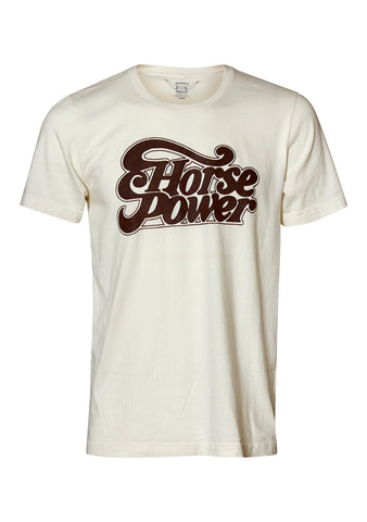 Horse Power Men's Tee
