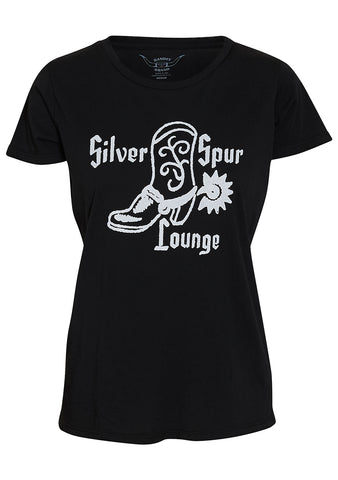 Bandit Brand Silver Spur Tee