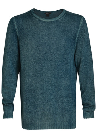 Faded Turquoise Cashmere Sweater