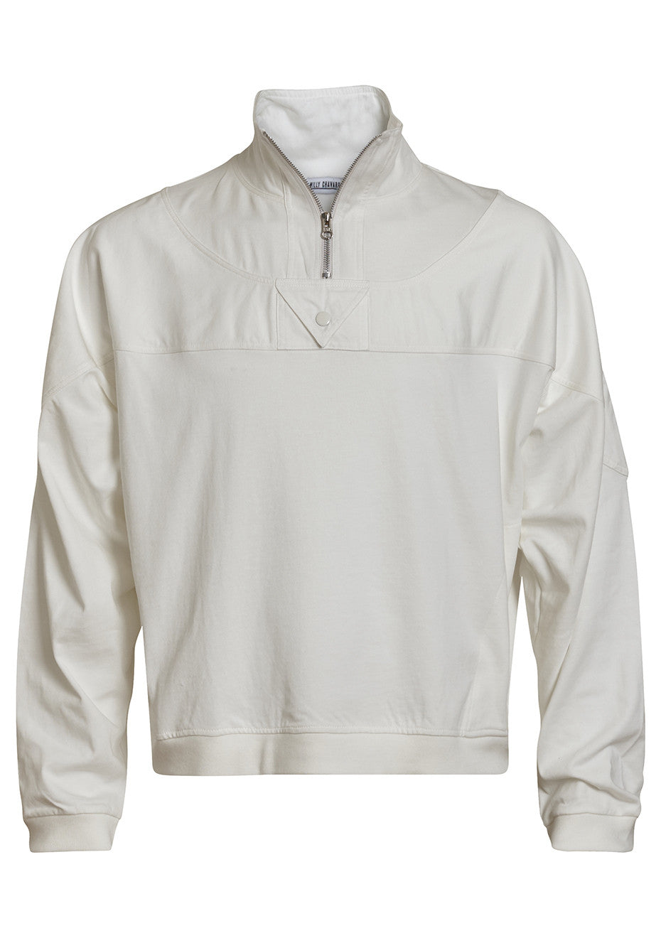 El Camino sweater in off white
