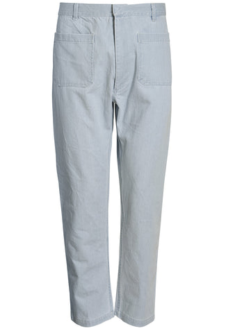 Light blue Todd trousers