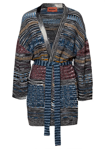 Multi Colored Cardigan