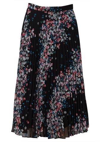 Nyla Pleated Meadow Skirt