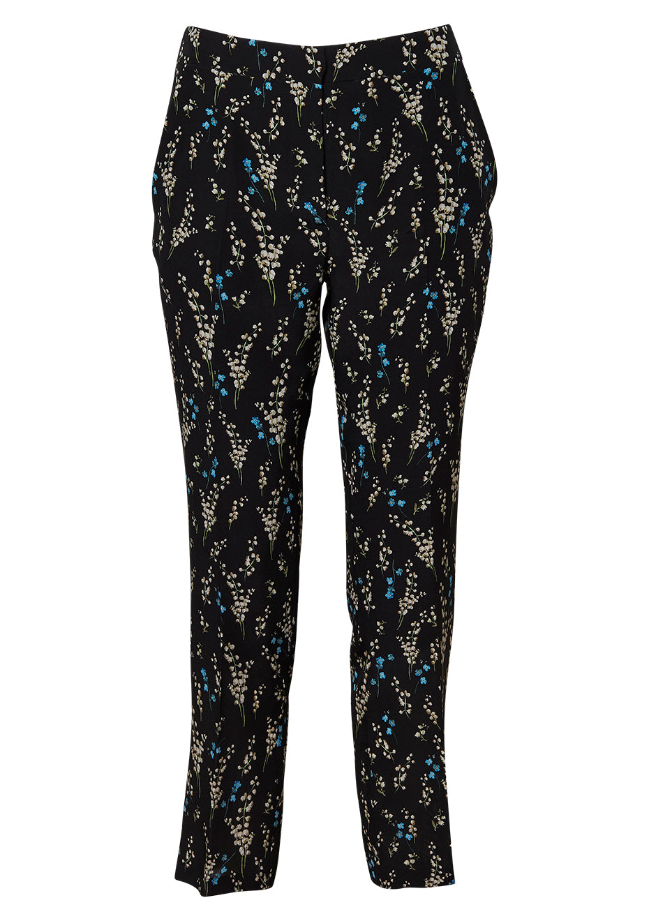 Gianna Cropped Cigarette Pants