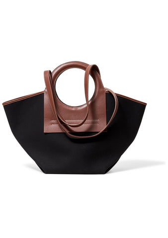 Cala Small Canvas Tote Bag