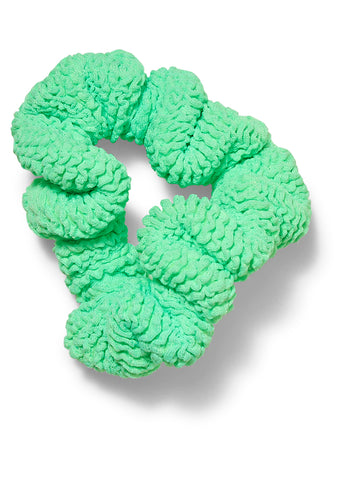 Scrunchie Lime