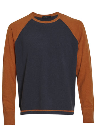 Bad Habits Rugby Cashmere Sweater