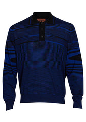 Missoni Striped Polo Shirt