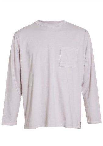 Jeanerica Mino 180 Pale Lilac Men's Tee