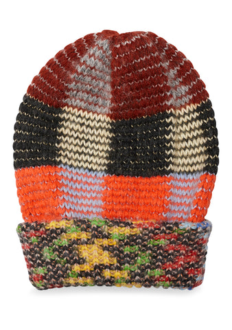 Missoni Multicolored Beanie Hat