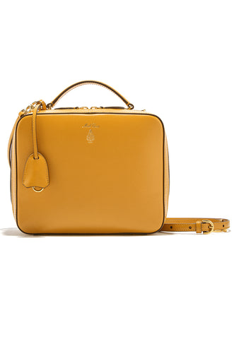Mark Cross Butternut Regular Laura Bag