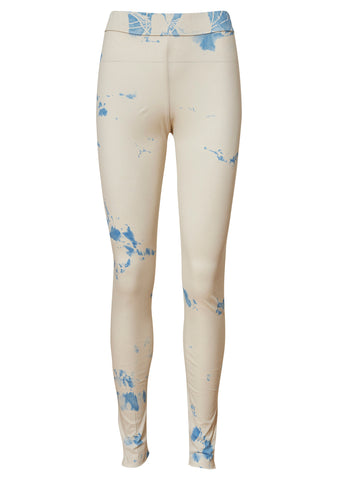 Raquel Allegra Cloud Blue Jersey Legging shop online at lot29.dk