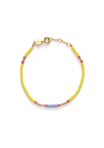 Anni Lu Peppy Lemon Drop Bracelet