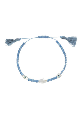 Eye M By Ileana Makri -  Summer Bracelet Light Blue
