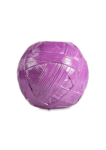 Missoni Home Small Purple Gomitolo Vase