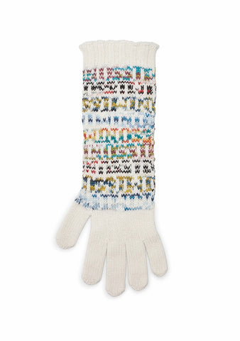 Missoni Logo Gloves