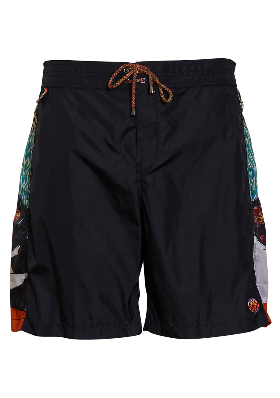 Long Swim Shorts