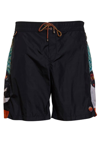 Missoni Mare Long Swim Shorts