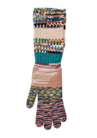 Missoni Multicolored Gloves