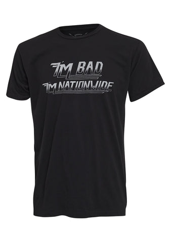 Im bad, im nationwide tee