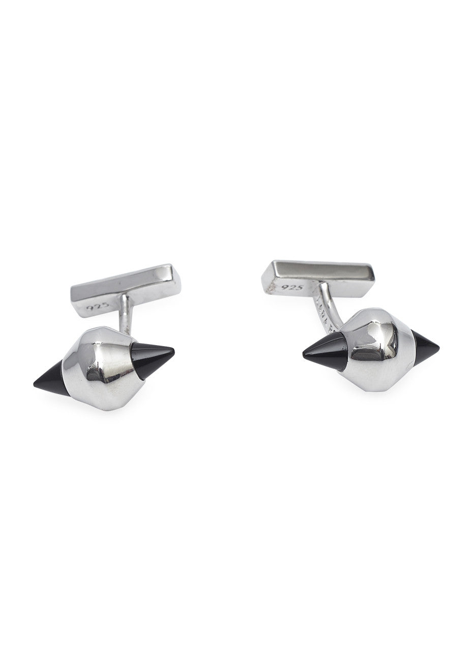 Double eye cufflinks