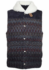 Missoni Men Wool ZigZag Gilet SALE