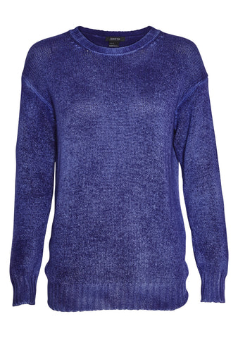 Avant Toi Purple Cashmere Sweater