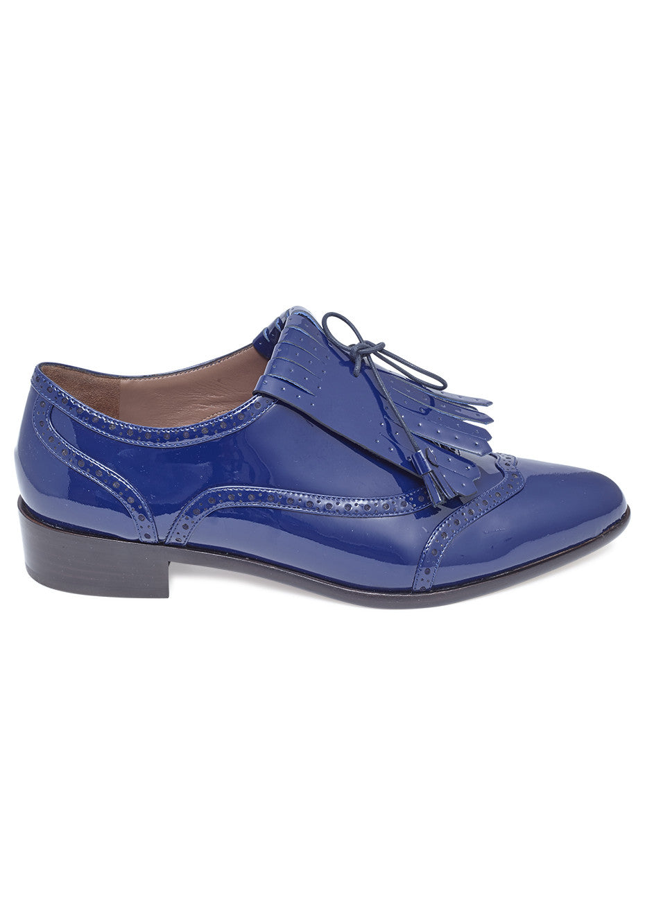 Glenna Oxford Shoes