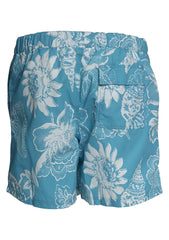 Etro Men Turquoise Swim Shorts