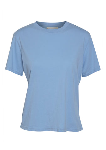 Jeanerica Luz 120 Light Blue Womens Tee