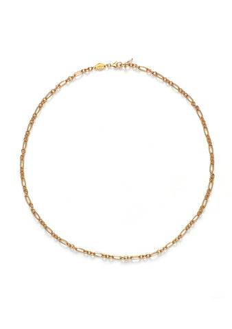 Lynx Gold Necklace