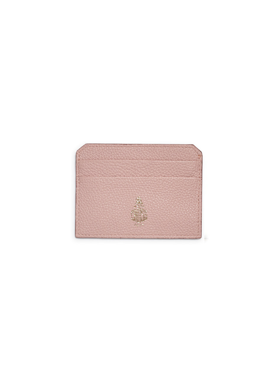 Peony Leather Card Case
