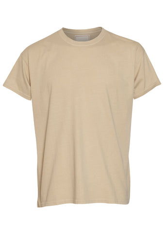 Jeanerica Marcel 150 Pale Yellow Mens Tee