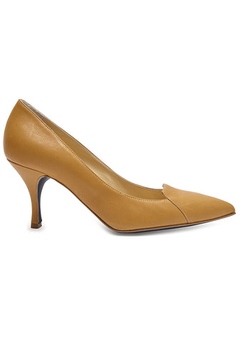 Marie Monin Brown Louise Pumps
