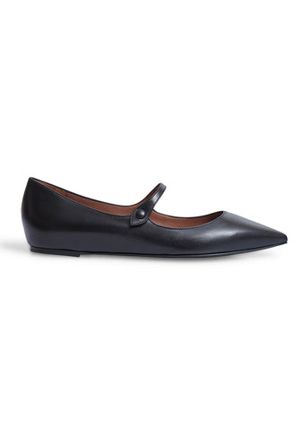 Tabitha Simmons Hermione Black Flats