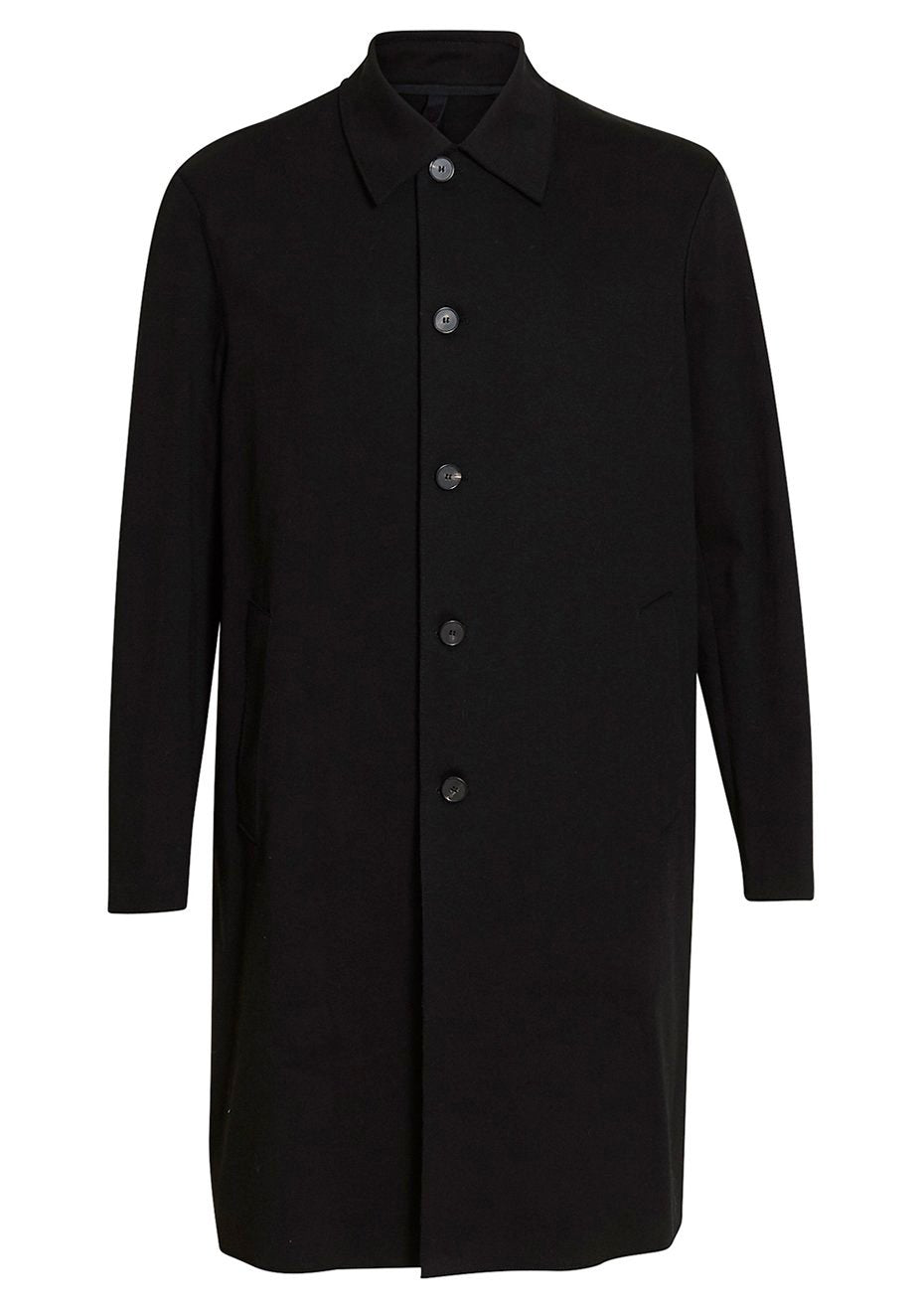Mac Dry Cotton Jersey Coat