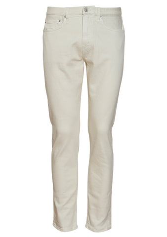 Jeanerica TM005 Yellow White Tapered Jeans