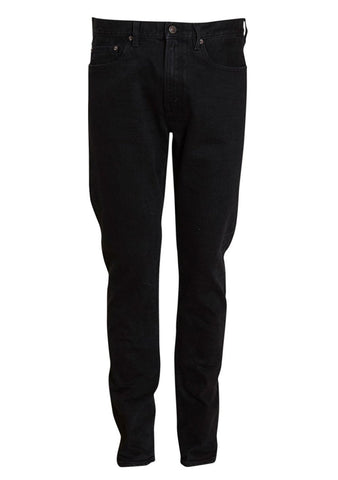 Jeanerica Black 2 Weeks Tapered Jeans